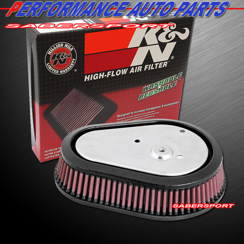 08 09 Ford Focus New Air Cleaner Filter: K&N HD-0808 FILTER 08-09 Harley Davidson Dyna Screamin