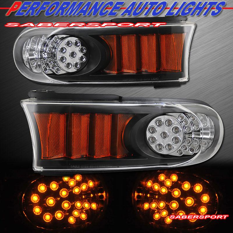 2007 2014 Toyota Fj Cruiser Quot L E D Quot Corner Signal Lights