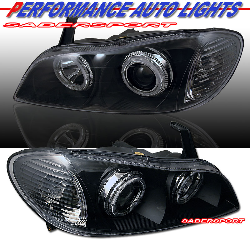 A33 Dual Projector Angel Eye Headlights Maxima Forums