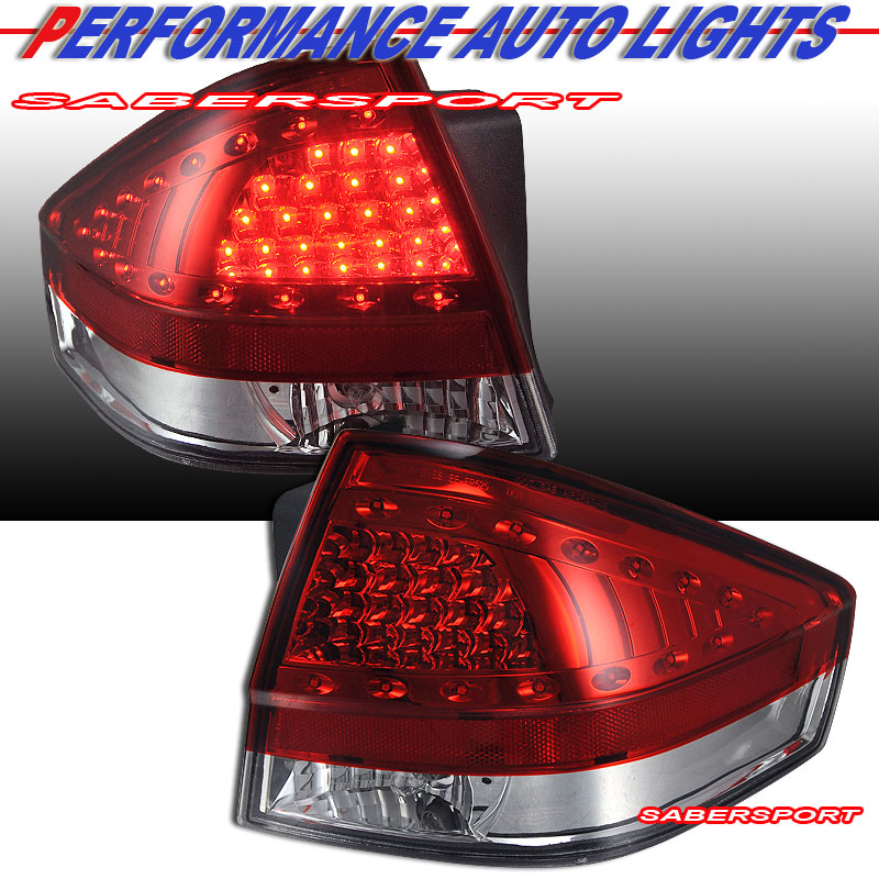 Led Tail Lights Or Ses Dark Tint Ford Focus Forum St Rs
